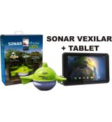 SET Sonar Vexilar WIFI SP100 + 8-palcový tablet